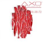 AXO Light AURA APAURAXXRSCRE27 бра красный