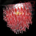 AXO Light AURA PLAURA45RSCRE27 потолочный светильник красный