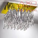 AXO Light AURA PLAURA45CSORE27 потолочный светильник прозрачное стекло