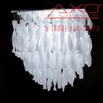 AXO Light AURA PLAURAPXBCCRE27 потолочный светильник белый