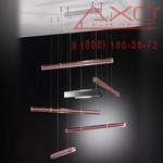 AXO Light EXPLO SPEXPLO5RSXXR7S подвесной светильник красный