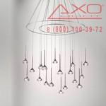 AXO Light FAIRY SPFAIR18CSCRLED подвесной светильник прозрачное стекло