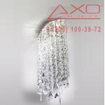 AXO Light MARYLIN PLMARY12CSNIG9X потолочный светильник прозрачное стекло