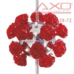 AXO Light SHIRAZ LTSHIRAZRSCR12V настольная лампа красный