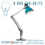 30480 Lampe de bureau Bleu - TYPE 1228 Anglepoise