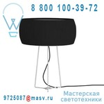 638200 Lampe Noir - ISAMU Carpyen