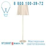 409008 Lampadaire Beige - TWIST Carpyen