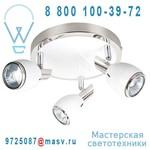 88155 Blanc Plafonnier Blanc - FIFTIES Corep