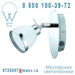 30881-ROSELLO 1 Spot Chrome & Verre depoli - ROSELLO 1 Eglo