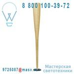 111003 55 Lampadaire Jaune - MITE Foscarini