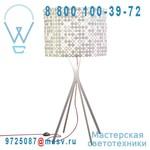 0LBBM.LPA.S165.002 Lampadaire Blanc/Blanc - MISS BUBBLE XL Le Labo Design