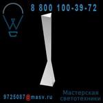 2274/A/BI Lampadaire Blanc - CLEO Martinelli Luce