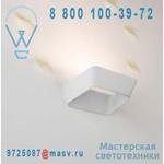 158802501 Applique LED Blanc - HIKARI Metalarte