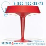 Aerodrome red Lampe de table Rouge - AERODROME Northern Lighting