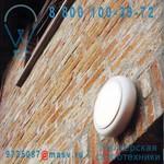L0162 BI Applique/Plafonnier Blanc S - 1960 O Luce