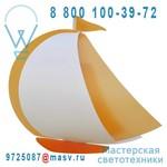 SBA3 Suspension Orange - BATEAU Rosemonde et Michel Coudert