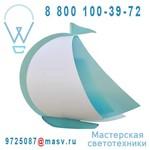 SBA2 Suspension Turquoise - BATEAU Rosemonde et Michel Coudert