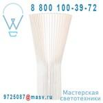 16 4230 01 Applique Bois Blanc H60cm - SECTO Secto Design