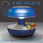 JOYO LIGHT BL Lampe Bleu Translucide - JOYO Vivida
