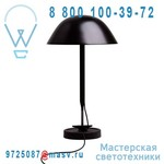 100 341 023 Lampe de bureau Noir - SEMPE W103B Wastberg