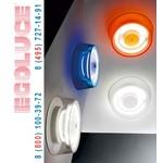 ECHO 5221.01 настенный светильник, потолочный светильник,, Egoluce