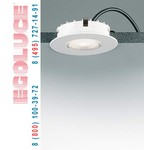 ZIC 6137.01 встраиваемый светильник, Egoluce