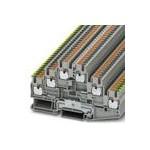 3210541 Phoenix contact  PT 2,5-PE/L/L  Многоярусный клеммный модуль
