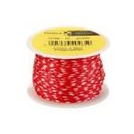 40465 Шнур для каменщика красно-белый 1,7 мм х 50 м полипропилен STABILA