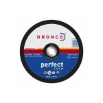 1120015 DRONCO A 24 R диск отрезной по металлу 125х3х22,23