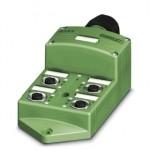Коробка датчика и исполнительного элемента - SACB-4/ 8-L-C NPN SCO - 1537103 Phoenix contact
