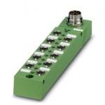 Коробка датчика и исполнительного элемента - SACB-10/3-L-M16-M8 - 1516218 Phoenix contact