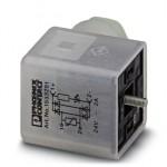 Штекерный модуль для электромагнитного клапана - SACC-V-3CON-PG9/A-GVL 12/24 - 1533291 Phoenix contact