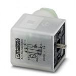 Штекерный модуль для электромагнитного клапана - SACC-V-3CON-PG9/A-GVL 200/240 - 1533301 Phoenix contact