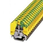 Клемма защитного провода - OTTA 2,5-PE - 0790556 Phoenix contact
