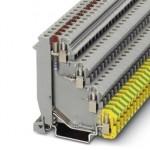 Клеммный модуль для подключения датчиков и исполнительных элементов - VIOK 1,5-LA230GN/O-MO - 2718170 Phoenix contact
