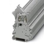 Клеммы для установки предохранителей - UT 4-HESI (5X20) GY - 3074169 Phoenix contact