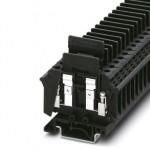 Штекерный держатель предохранителя - UK-SILED 24 STECKER - 3118119 Phoenix contact
