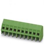 Клеммные блоки для печатного монтажа - SMKDSP 1,5/ 9-5,08 - 1733648 Phoenix contact