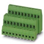Клеммные блоки для печатного монтажа - MK3DS 1/ 8-3,81 - 1727793 Phoenix contact