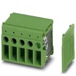 Клеммные блоки для печатного монтажа - FRONT 4-H-6,35-7 - 1890468 Phoenix contact