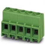 Одинарные клеммы для печатного монтажа - MKDS 10 HV/10-ZB-10,16 - 1709762 Phoenix contact