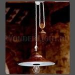 Пoдвесной светильник Aldo Bernardi 8708