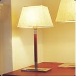Настольная лампа Bover TAU MINI 2023905 Матовый никель-хром