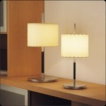 Настольная лампа Bover DANONA MESA 2123160 Темный никель