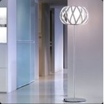Торшер Bover ROLANDA-Р 3022505 Никель-хром