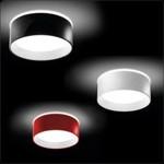 Потолочный светильник Bover CALA 5132623 Черный лакированный
