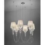 Подвесной светильник Morosini Evi Style Gadora SO6 Ivory