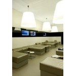 Потолочные светильники Fontana Arte Amax 5444/00BI