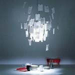 Подвесной светильник Ingo Maurer Zettel'z 6