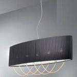 Подвесной светильник KOLARZ 0338.85.5.Bk.B5